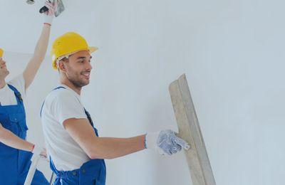 Interior Plastering & Rendering