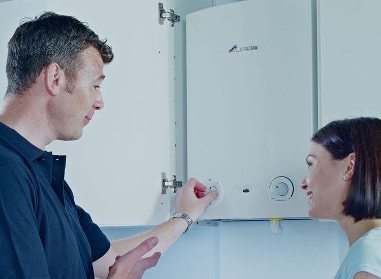 Boiler Repair or Maintenance