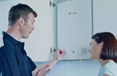 Boiler Repair or Maintenance