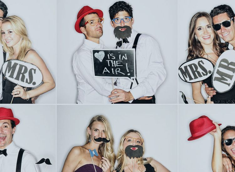Wedding Photo Booths