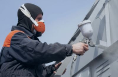 Commercial Paint Spraying