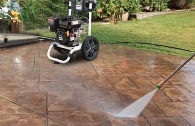 Pressure Washer Repair